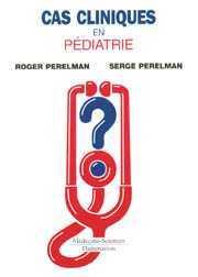 Couverture de l'ouvrage Cas cliniques en pédiatrie