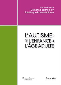 Couverture de l'ouvrage L'autisme