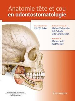 Couverture de l'ouvrage Anatomie tête et cou en odontostomatologie