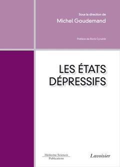 Couverture de l'ouvrage Les états dépressifs