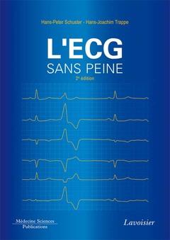 Couverture de l'ouvrage L'ECG sans peine