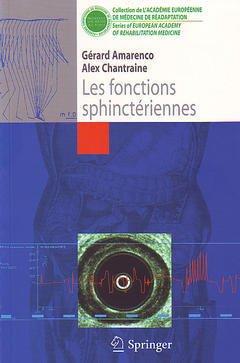 Couverture de l'ouvrage Les fonctions sphinctériennes