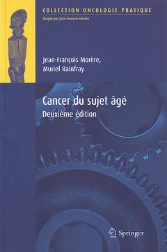 Couverture de l'ouvrage Le cancer du sujet âgé