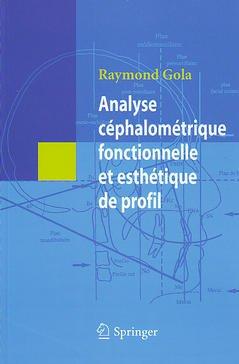 Couverture de l'ouvrage Analyse céphalométrique fonctionnelle et esthétique de profil
