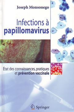 Couverture de l'ouvrage Infections à papillomavirus.