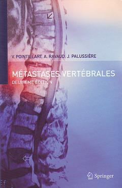 Couverture de l'ouvrage Métastases vertébrales