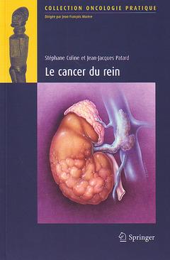 Couverture de l'ouvrage Cancer du rein