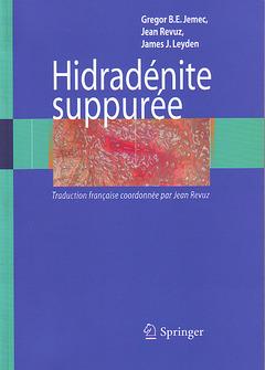 Couverture de l'ouvrage Hidradénite suppurée