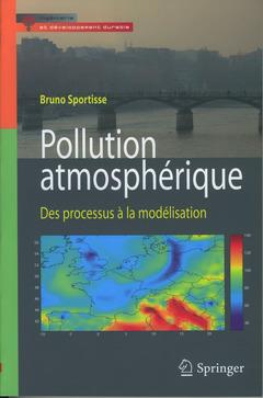 Couverture de l'ouvrage Pollution atmosphérique
