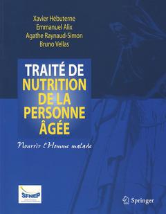 Couverture de l'ouvrage Traité de nutrition de la personne âgée