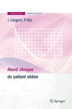 Couverture de l'ouvrage Abord clinique du patient obèse