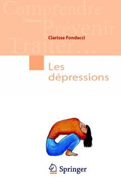 Couverture de l'ouvrage Les dépressions