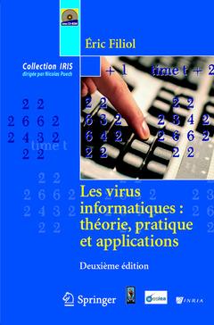 Couverture de l'ouvrage Les virus informatiques