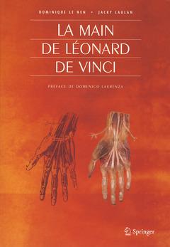 Couverture de l'ouvrage La main de Léonard de Vinci