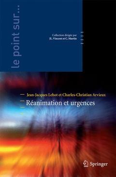Couverture de l'ouvrage Réanimation et urgences
