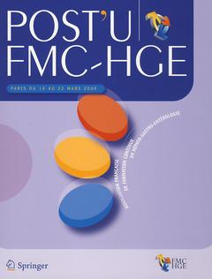 Couverture de l'ouvrage POST'U /  FMC-HGE (Paris du 19 au 22 Mars 2009)