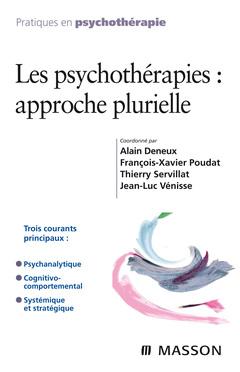 Couverture de l'ouvrage Les psychothérapies : approche plurielle