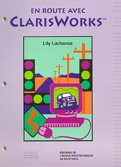 Couverture de l'ouvrage En route avec ClarisWorks