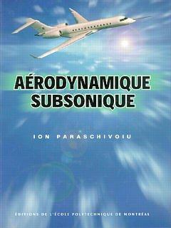 Couverture de l'ouvrage Aérodynamique subsonique