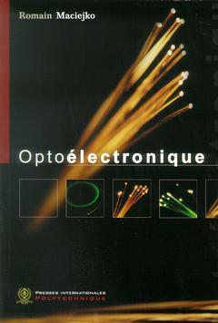 Couverture de l'ouvrage Optoélectronique