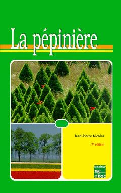 Couverture de l'ouvrage La pépinière