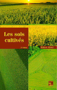 Couverture de l'ouvrage Les sols cultivés (2° édition)