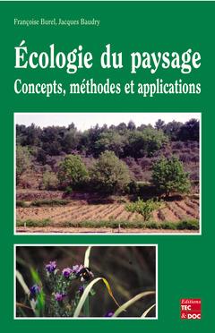 Couverture de l'ouvrage Écologie du paysage