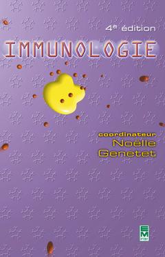 Couverture de l'ouvrage Immunologie (4° Ed.)