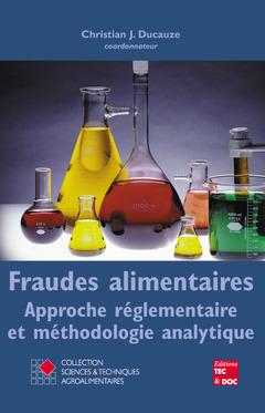 Couverture de l'ouvrage Fraudes alimentaires
