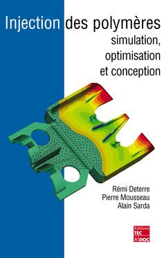 Couverture de l'ouvrage Injection des polymères