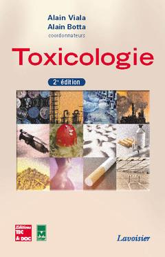 Couverture livre Toxicologie