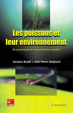 Couverture de l'ouvrage Les poissons et leur environnement :