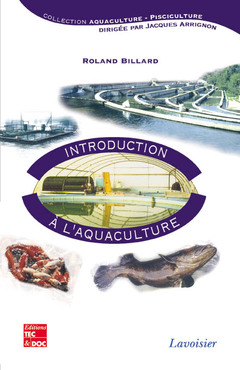 Couverture de l'ouvrage Introduction à l'aquaculture