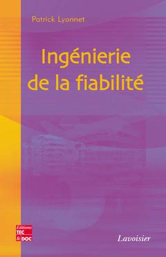 Couverture de l'ouvrage Ingénierie de la fiabilité