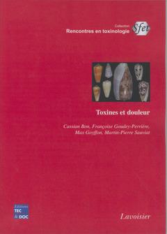 Couverture de l'ouvrage Toxines et douleur