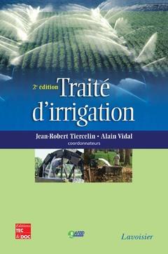 Couverture de l'ouvrage Traité d'irrigation