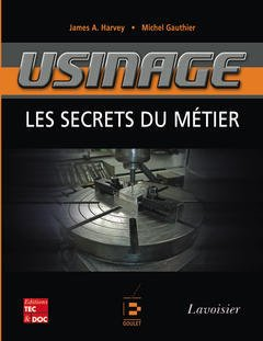 Couverture de l'ouvrage Usinage