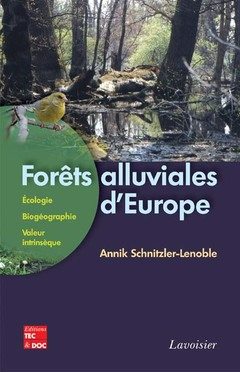 Cover of the book Forêts alluviales d'Europe