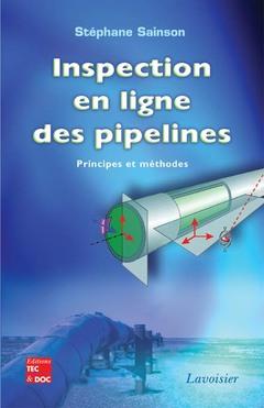 Couverture de l'ouvrage Inspection en ligne des pipelines