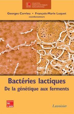 Couverture de l'ouvrage Bactéries lactiques