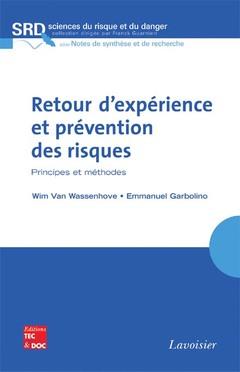 Couverture de l'ouvrage Retour d'expérience et prévention des risques