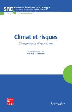 Couverture de l'ouvrage Climat et risques