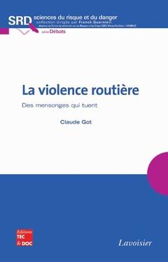 Couverture de l'ouvrage La violence routière