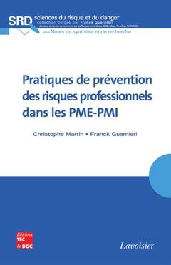 Couverture de l'ouvrage Pratiques de prévention des risques professionnels dans les PME-PMI