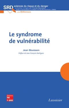 Couverture de l'ouvrage Le syndrome de vulnérabilité