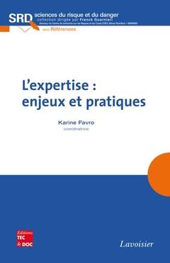 Couverture de l'ouvrage L'expertise
