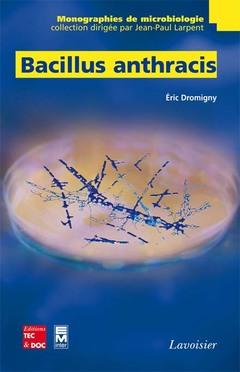 Couverture de l'ouvrage Bacillus anthracis