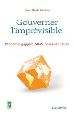 Couverture de l'ouvrage Gouverner l'imprévisible