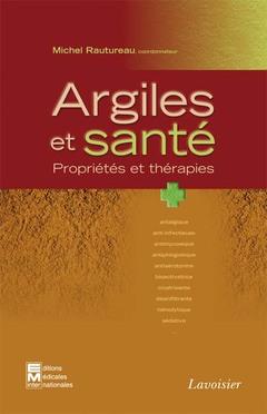 Couverture de l'ouvrage Argiles et santé