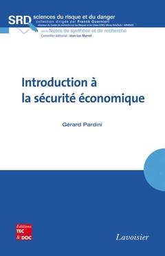 Couverture de l'ouvrage Introduction à la sécurité économique
